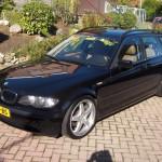 BMW 325I TOURING AUTOMAAT